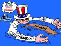 Cuba: Rejecting Sanctions, Sending A Message