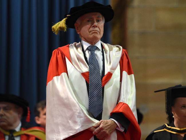 john-howard-doctorate