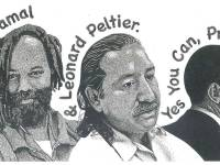 President Obama: Before The Empire Falls, Free Leonard Peltier And Mumia Abu-Jamal