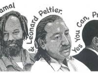 President Obama: Before The Empire Falls, Free Leonard Peltier And Mumia Abu-Jamal