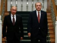 Russia And Turkey Sign Strategic Turkish Stream Gas Pipeline Deal