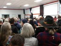 Redwood Valley community meeting discusses DAPL  photo credit:  David Smith-Ferri