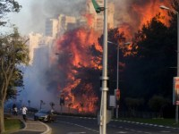 The Real Link Between Israel's Forest Fires And Muezzin Bill