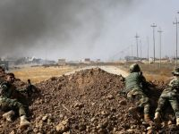 Fighting Intensifies In Mosul And Northern Iraq