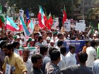 """Where Is Najeeb?"" Protest Rally In Mumbai"