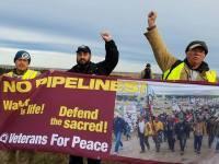 Veterans Help #NoDAPL Resistance Achieve Significant Victory