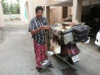 #HumansOfDeMonetisedIndia: Josy, The Fish Vendor