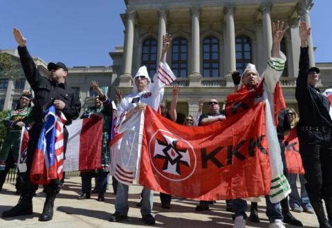 Donald Trump And The Spike In Hate Incidents In USA