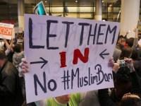Chaos At The Airports: Blocking Trump's Executive Order