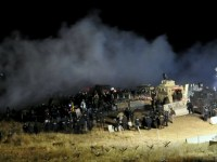 Police, National Guard Raid Dakota Access Pipeline Protest Camp, Arrest 76