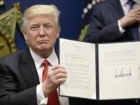 Donald Trump Rolls Out Muslim Ban 2.0