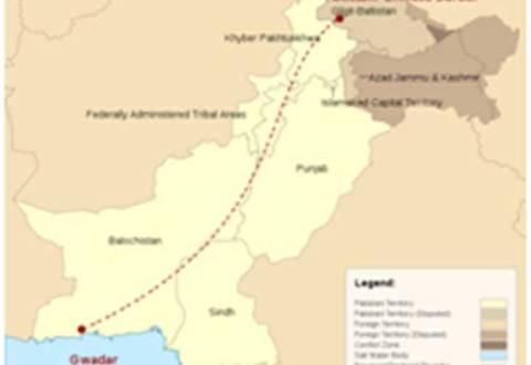 Kashmir – China Relationship