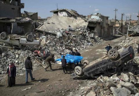 """What Cost Liberty? Civilians In The """"Liberation"""" Of Mosul"""