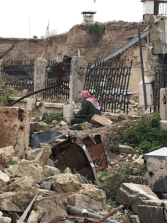 Sadness... Old Aleppo