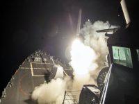 Trump Strikes Syria