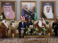 Back to Realpolitik: Trump in Saudi Arabia