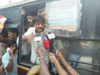 Human Rights Defender Thirumurugan Gandhi Arrested