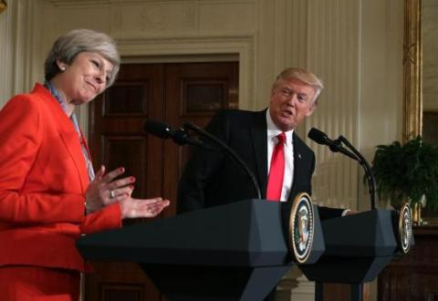 The May-Trump Guide To War And Terror