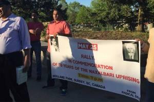 South Asian Progressives Commemorate 50 Years of Naxalbari Uprising In Canada