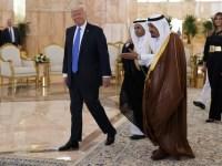 Trump in Riyadh And Oil Wars