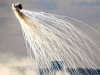US Forces Accused Of Firing White Phosphorus Into Mosul And Raqqa