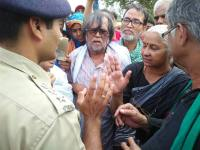 Gujarat Police Arrest Medha Patkar, Prafulla Samantara, Dr. Sunilam And 60 Others