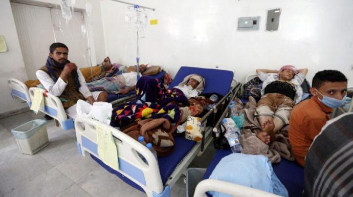 Cholera-outbreak-in-Yemen
