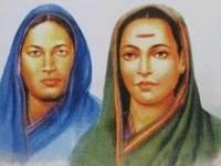 Fatima Shiekh and Savitribai Phule