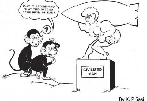 The Civilised Man