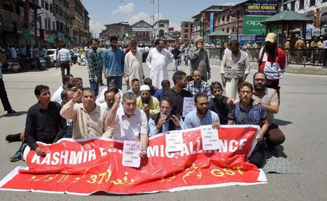 gst-protest-jammu-and-kashmir