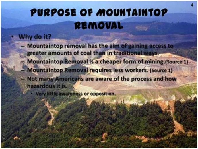 mountain-top-mining-purpose