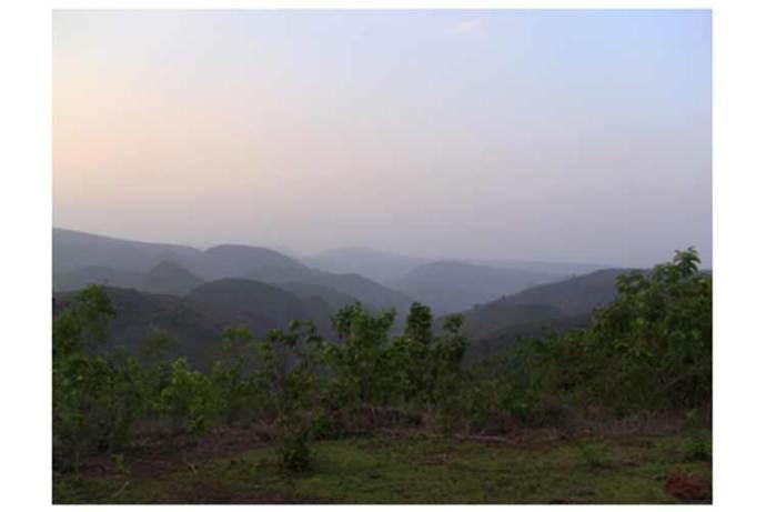 odisha-hills