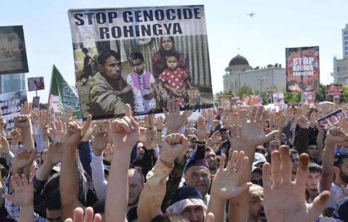 Rohingya Muslim Genocide