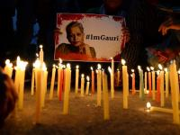 Epitaph For Gauri Lankesh