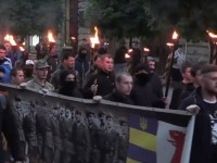 Western Silence As 20,000 Neo-Nazis March in Ukraine