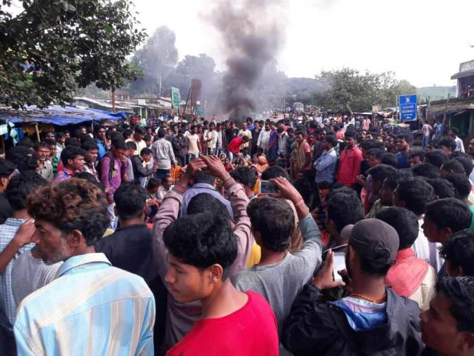 dalit-girl-rape-protest