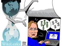 Vengeful In Defeat: Hillary Clinton Fantasises About WikiLeaks