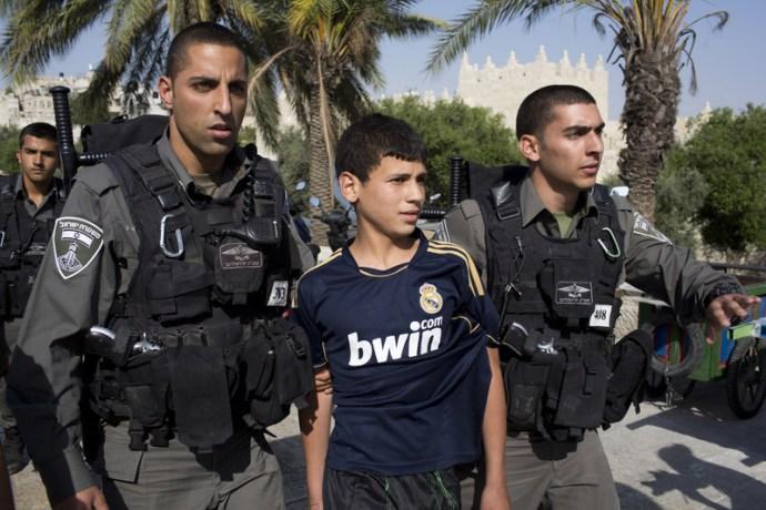 palestine-jerusalem-boy-arrested