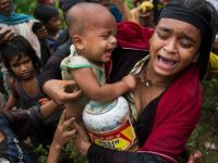 I'm A Rohingya, Am I Not A Human Being?