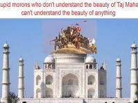 Will Taj Mahal Meet The Fate Of Mosque At Ayodhya?