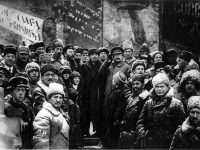 The Great October Revolution: Punishment's politics