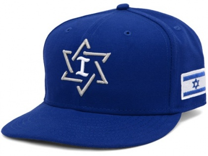 Afbeeldingsresultaat voor Israel Baseball WBC logo