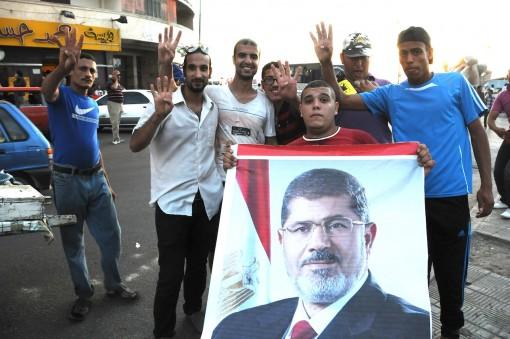 they want Morsi back