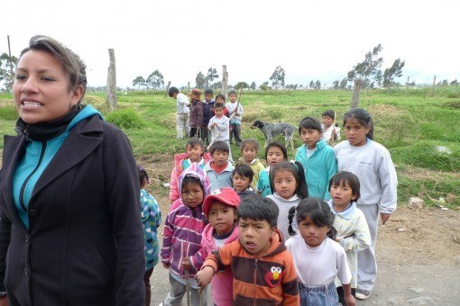 for these children Ecuador should not be allowed to fall