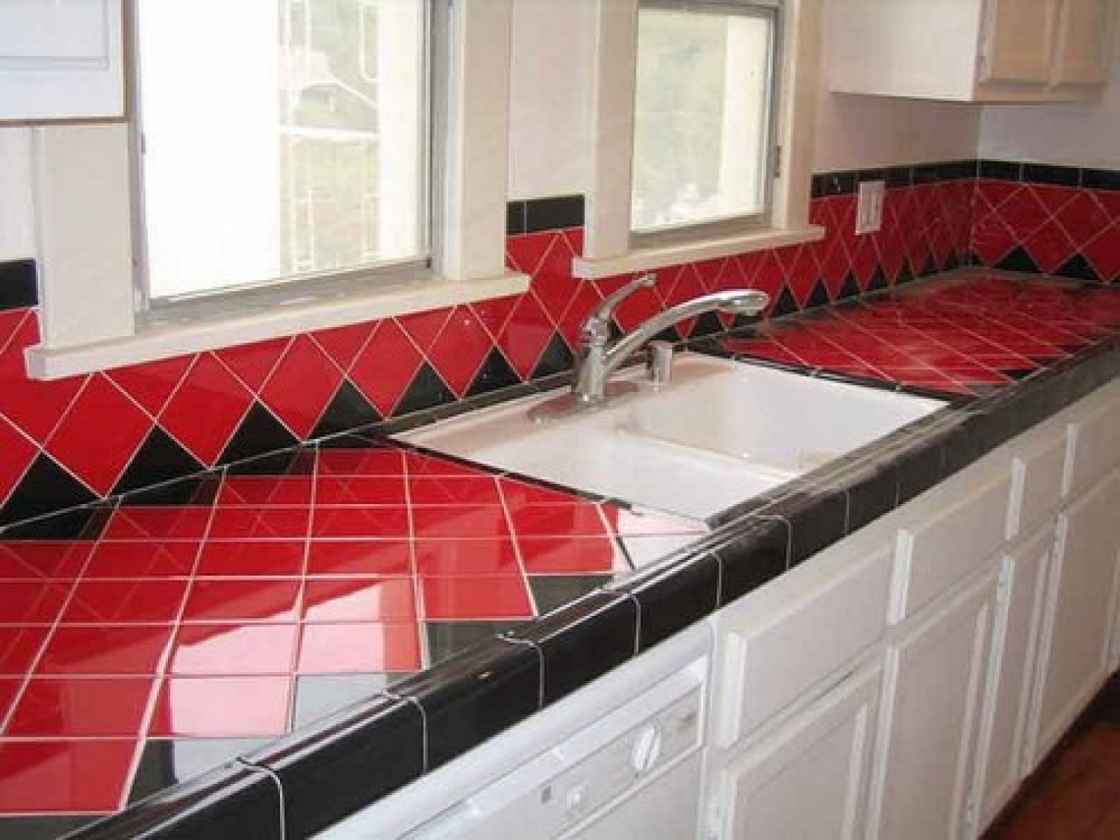 The Biggest Problem With Tile Is You Also Have To Clean The Grout, Which  Can Take A Lot Of Time Or Cost Extra Money In The Long Run, And People  Probably Got ...