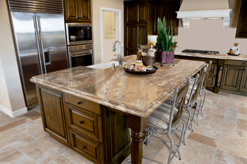 Cost To Remodel A Kitchen: Countertop Costs And Options For Kitchens And