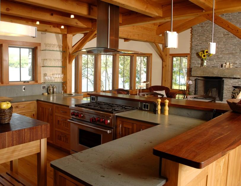 Pros And Cons Concrete Countertops