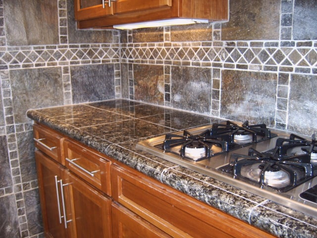 tile countertops countertop