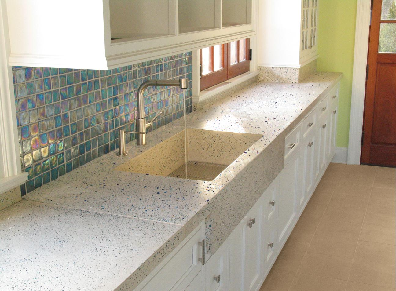 solid shop terrazzo formica sample kitchen pd countertop surfacing surface blanco countertops