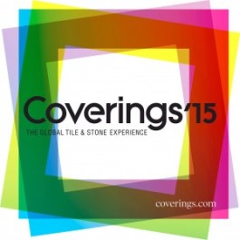 Coverings 2015 Logo